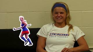60 Seconds With Featuring SUNY New Paltz Field Hockey