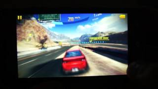 DEXP IXION M145 LINK Asphalt 8 GamePlay