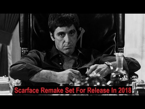 Scarface Remake 2018 | Set Release Date & Lead Actor ( New Scarface Movie )