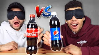 EXPERIMENT - COCA COLA vs PEPSI !!!