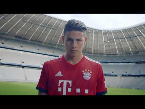 best website e72aa 72122 New Bayern Munich shirt 2018-2019