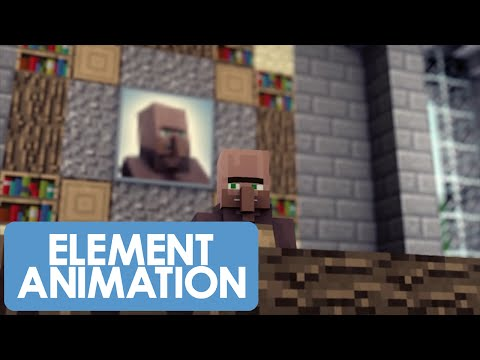 An Egg's Guide to Minecraft - PART 7 - He's a BAD MAN! (Minecraft Animation)