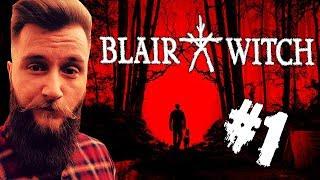 ⚡ HORROR Z DZECIŃSTWA JAKO GRA?!⚡ BLAIR WITCH #1
