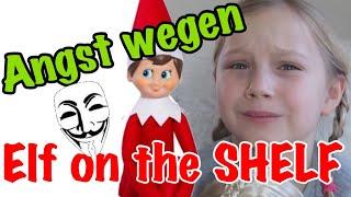 ANGST wegen ELF ON THE SHELF 😨 Jetzt kommt er auch zu UNS! 😲 Kleine Familienwelt