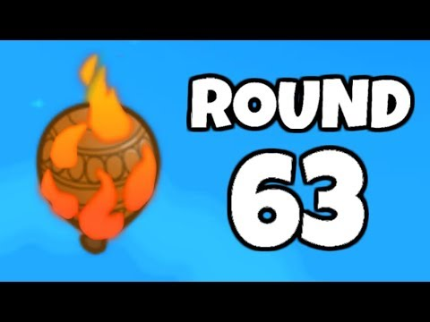 How Do You Beat A MAX Speed + HP Round 63? (Bloons TD 6)