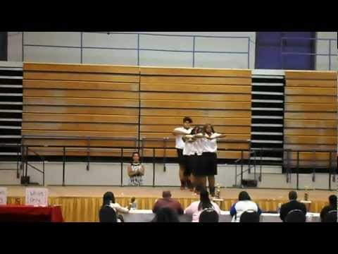 GU Delta Timeline Benedict College 2012 Homecoming Step Show