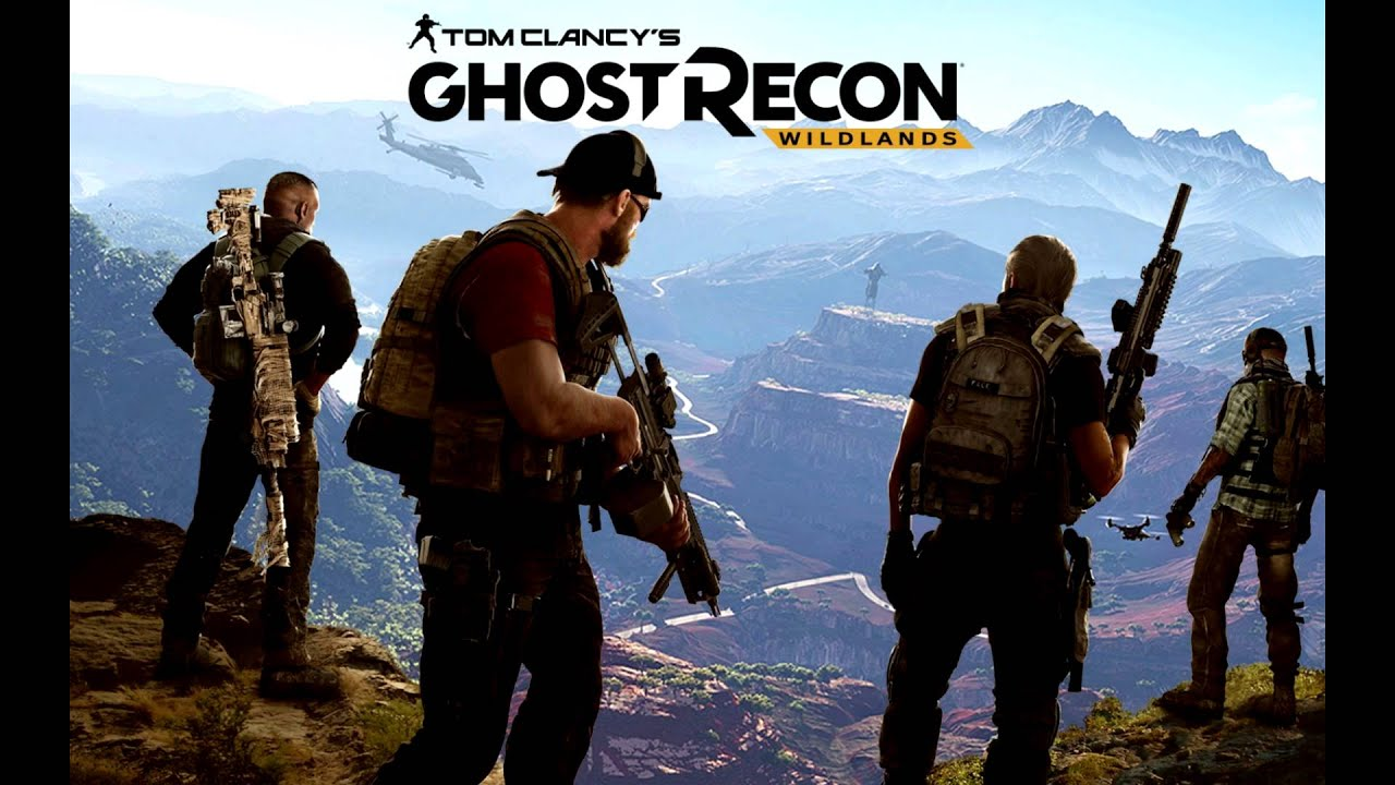 Ghost Recon: Wildlands reveal trailer Soundtrack (witch Lyrics) | 'Friction' by Imagine Dr