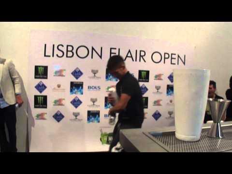 Bruno Vanzan Lisbon Flair Open 2014 2th place