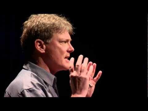 Sharks or humans... who should be afraid?: Vic Peddemors at TEDxCanberra 2012