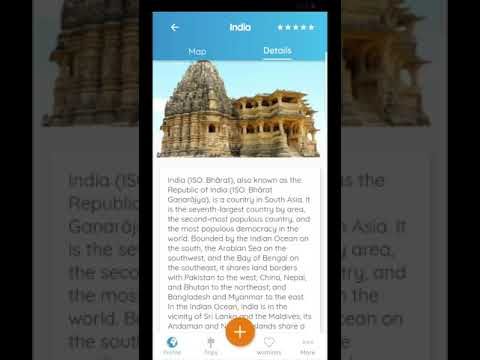 Memento - map travels, visited countries and sites - Apps on ...