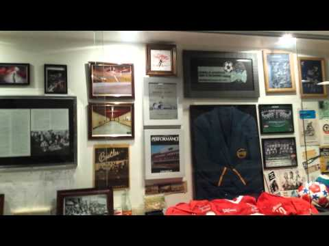 Legends Museum at Cincinnati Gardens