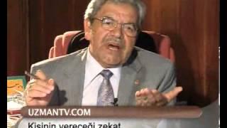 Yusuf Kavaklı - Kişinin vereceği zekat miktarı nasıl hesaplanır ? 2017 Video