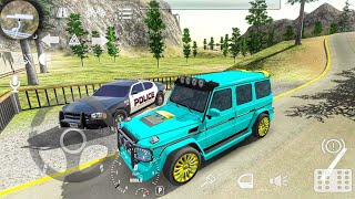 Jeep 4x4 Climb up The Mountain - Car Parking Multiplayer | Android Gameplay screenshot 4