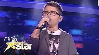 "Alex Pirvu - Queen - ""Show Must Go On"" - Next Star"