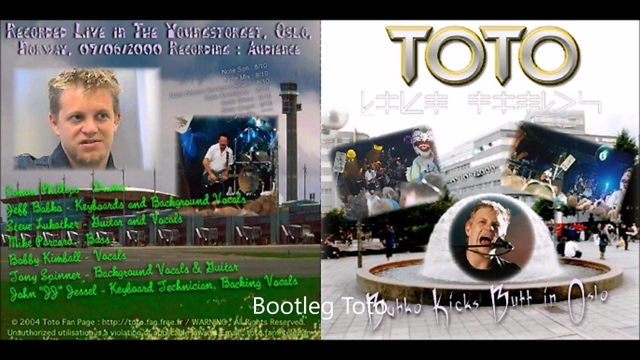 TOTO - Live in Oslo 2000 - YouTube