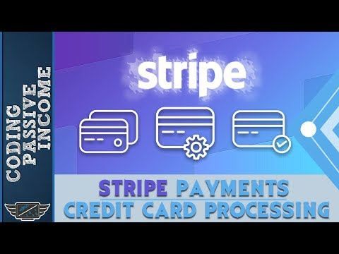 Stripe Integration Tutorial Using PHP - Credit Card Payment Processing