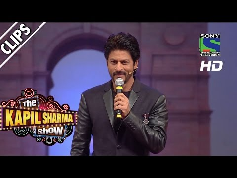 King Khan takes on the Hysterical Sharma - The Kapil Sharma Show - Episode 1 - 23rd April 2016 Mp3