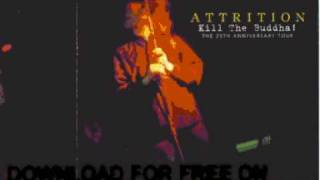 attrition - The Mercy Machine - Kill The Buddha! Live