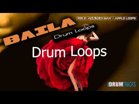 Baila Loops 3 128bpm Audio Sample