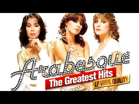 ARABESQUE - THE GREATEST HITS (Full album)/LP Vinyl Quality