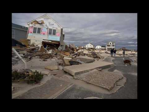 Climate Change, Hurricane Sandy reissue feat. Chemtrails by Beck