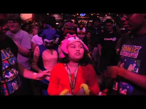 Sonic Boom Event 2013 Recap Video