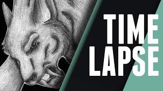Speed Drawing: Sabertooth Tiger Thumbnail