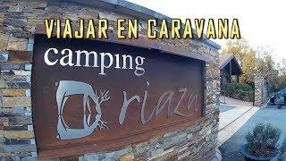 CAMPING DE RIAZA,SEGOVIA, España