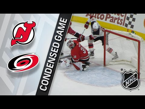 02/18/18 Condensed Game: Devils @ Hurricanes