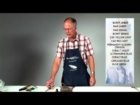 Why I Like The John Pike Palette - Watercolor Artist Eric Wiegardt