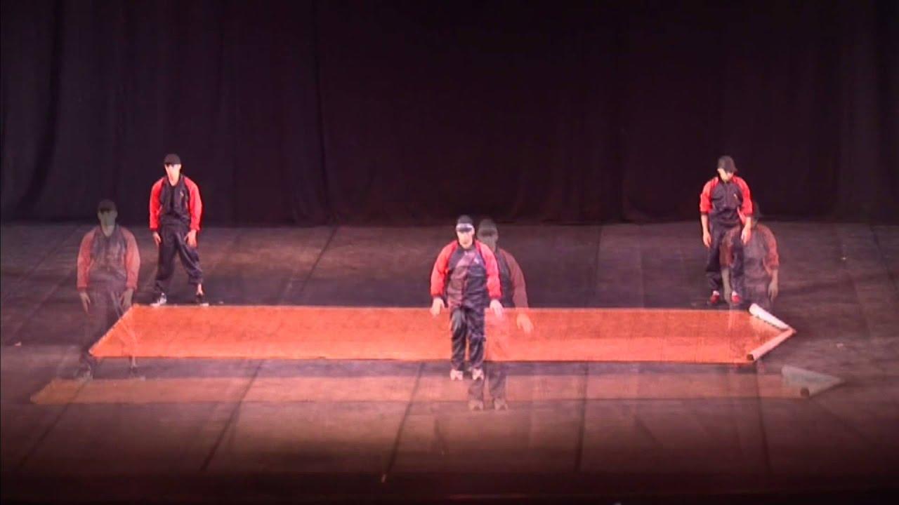 Maestro Luis Eduardo Peña (Break dance)