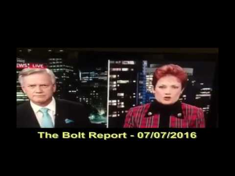 Andrew Bolt   Family threatened by Muslims
