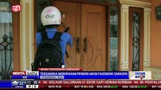 Polisi Tangkap Pendiri Grup Facebook Saracen yang Berinisial MAH