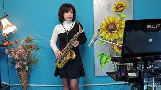 머나먼 고향(나훈아)/Alto saxophone