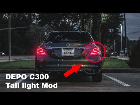 Full Download] Crazythegod C Class W205 15 Present Led