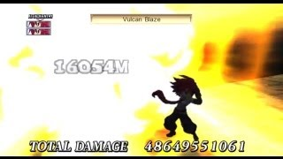 Disgaea 4: 48 Billion Damage with Vulcan Blaze