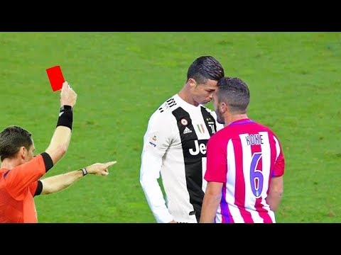 WHAT HAPPENS IF YOU MAKE CRISTIANO RONALDO ANGRY