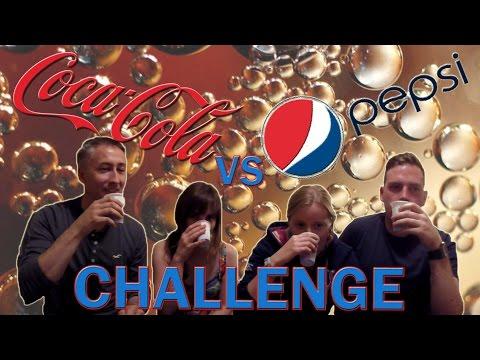 Coke vs Pepsi Challenge