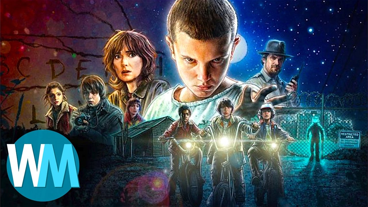 Top 10 Stranger Things Moments Youtube