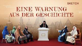 Christlicher kurzer Sketch | Eine Warnung aus der Geschichte Deutsch synchronisiert