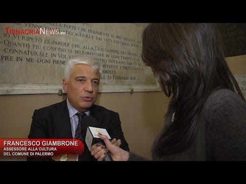 Francesco Giambrone (videointervista)