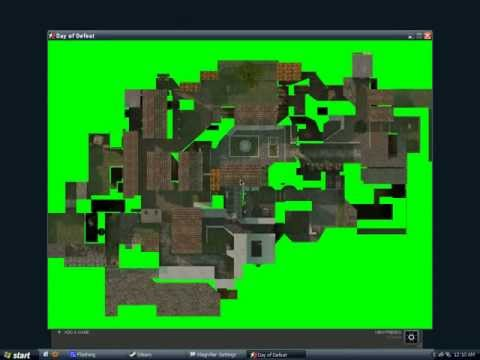 [GoldSrc] Creating A Mini-Map Overview (DoD 1.3, CS 1.6, Half-Life)