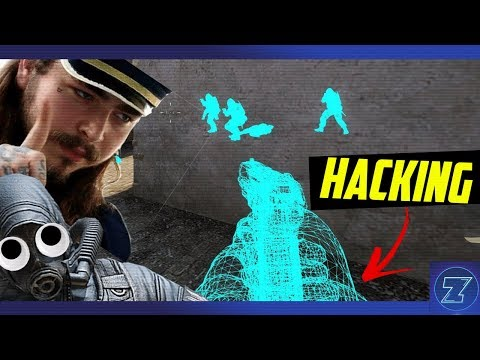 This is how you play with HACKERS   in CSGO