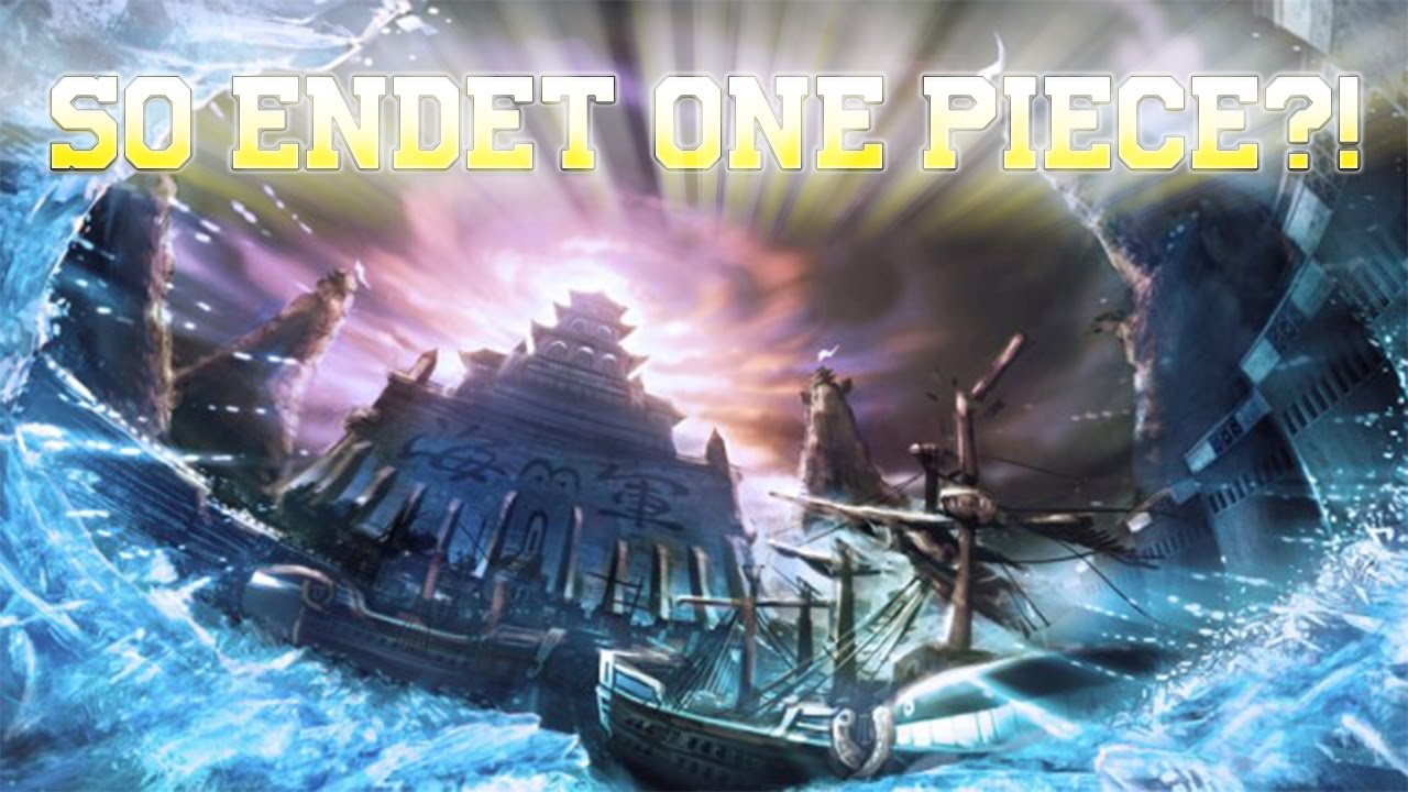 Ende Von One Piece