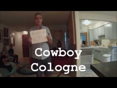 Cowboy Cologne