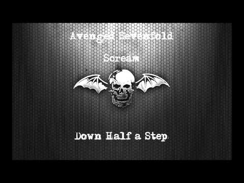 Avenged Sevenfold - Scream Drop C