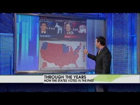 Fox News Elections 2008 Battlegrounds Interactive ...