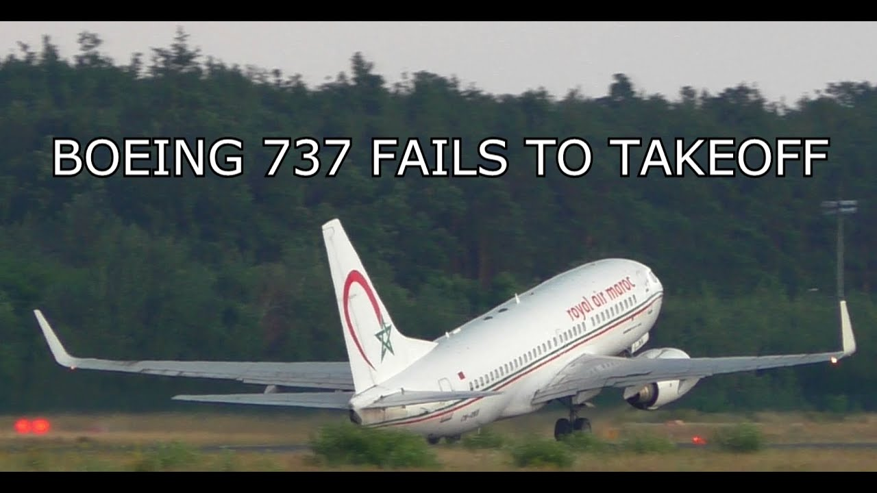 PASSENGER AIRCRAFT FAILS TO TAKEOFF! BOEING 737 NEAR TAIL STRIKE & STALL ON  TAKEOFF