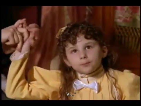 the story of helen keller as shown in the miracle worker An american story of helen keller and the teacher that held the key turned into art with a multi-ethnic cast helen keller is a child who has been deafblind since infancy she's alone in a secret world.