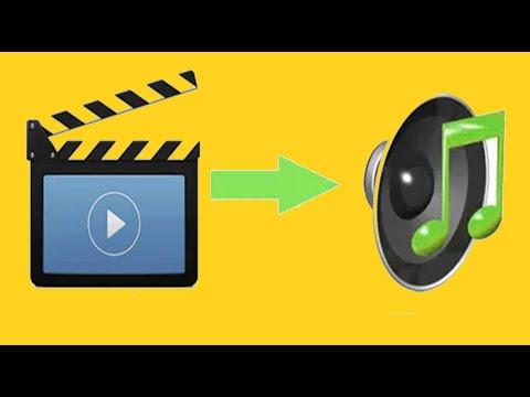 Comment Convertir rapidement une vidéo en mp3/audio en un clic sur Android